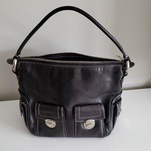 Marc Jacobs GUC Black/ Pink Shoulder/ Hand Bag